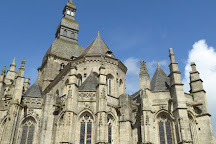 Eglise Saint-Malo de Dinan, Dinan, France
