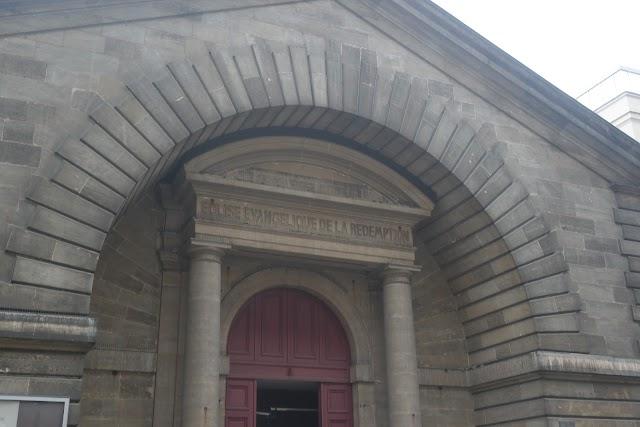 Église Évangélique de la Rédemption