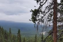 Silverton Falls, Banff National Park, Canada