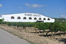 Parés Baltà Winery, Pacs del Penedes, Spain