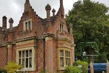 Helmingham Hall Gardens, Helmingham, United Kingdom