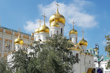 Cathedral of the Annunciation (Blagoveshchensky Sobor), Moscow, Russia