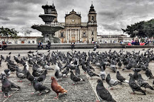 Plaza Mayor de la Constitucion, Guatemala City, Guatemala