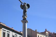 Uzupis Angel, Vilnius, Lithuania