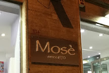 Mose since 1970, Palermo, Italy