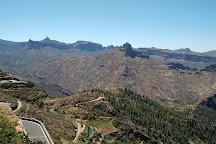 Mirador de Unamuno, Artenara, Spain