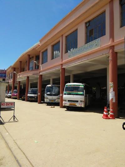Kamalpur Motor Stand