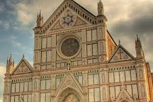 Piazza Santa Croce, Florence, Italy