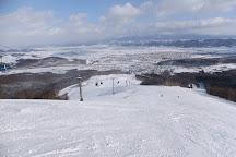 Furano Ski Resort, Furano, Japan