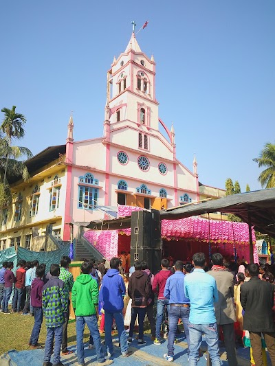 Tangla Catholic church