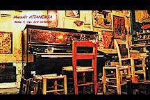 Boite Apanemia, Athens, Greece