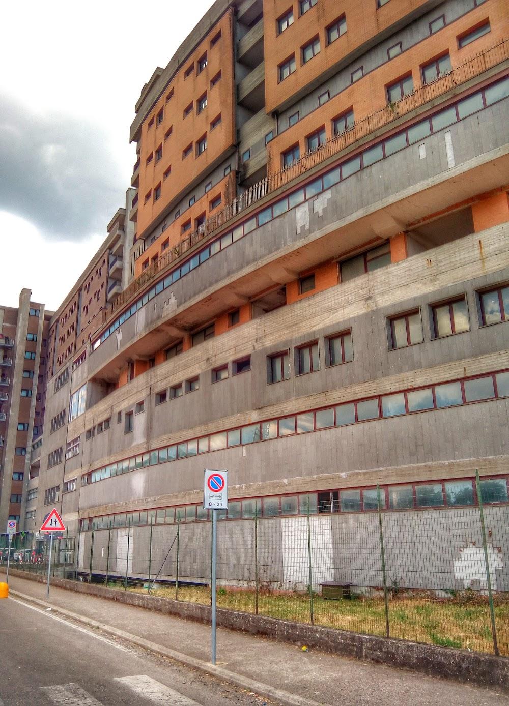 Asl Viterbo- Ospedale Belcolle