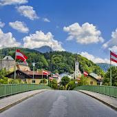 Железнодорожная станция  Golling Abtenau