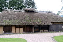 Kamegajo Park, Inawashiro-machi, Japan