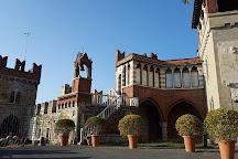 D'Albertis Castle, Genoa, Italy