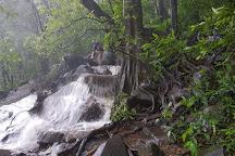 Bomburuella Waterfall, Nuwara Eliya, Sri Lanka