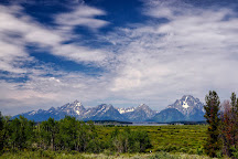 Willow Flats Overlook, Grand Teton National Park, United States