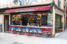 Bar Mendizabal, Barcelona, Spain