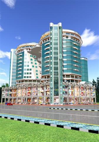 Gateway Towers faisalabad