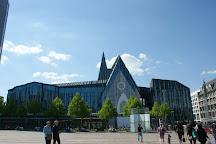 Universitatskirche, Leipzig, Germany