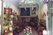 Olive Tree Store, Athens, Greece
