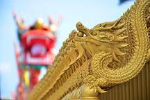 Hai Long Si Temple, Miri, Malaysia
