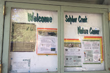 Sulphur Creek Nature Center, Hayward, United States