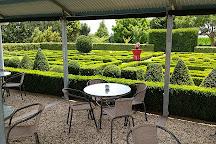 The Depot Garden, Paeroa, New Zealand