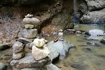 Pam Bok Waterfall, Pai, Thailand