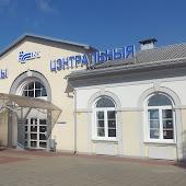 Железнодорожная станция  Baranovichi