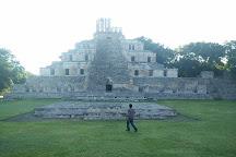 Zona Arquelogica Edzna, Campeche, Mexico