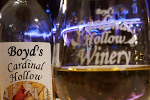 Boyds Cardinal Hollow Winery, Lahaska, United States