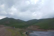 Mount Palandoken, Erzurum, Turkey