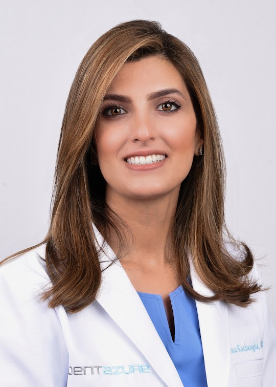 Arlington Dentist - Dr. Rima Kanbaragha