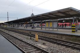 Станция  Augsburg Hbf