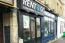 Rent & Go, Paris, France