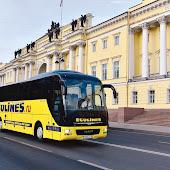 Автобусная станция  Severnye Vorota