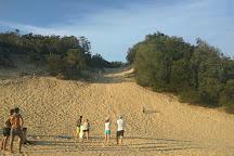 Carlo Sand Blow, Rainbow Beach, Australia