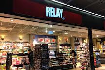 Relay, Frankfurt, Germany