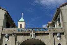 Toyama Catholic Church, Toyama, Japan