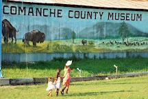 Comanche County Historical Museum, Comanche, United States