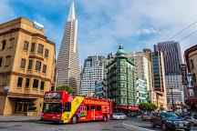 City Sightseeing, San Francisco, United States