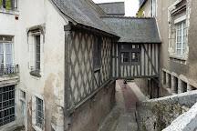 Hotel de Villebresme (Maison de Denis Papin), Blois, France