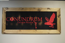 Conundrum Escape Rooms, Arvada, United States