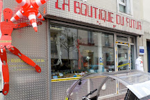 La boutique du futur / Stilic Force., Montrouge, France