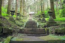 Kamishikimi Kumanoimasu Shrine, Takamori-machi, Japan