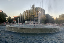 Central Fountain, Anapa, Russia