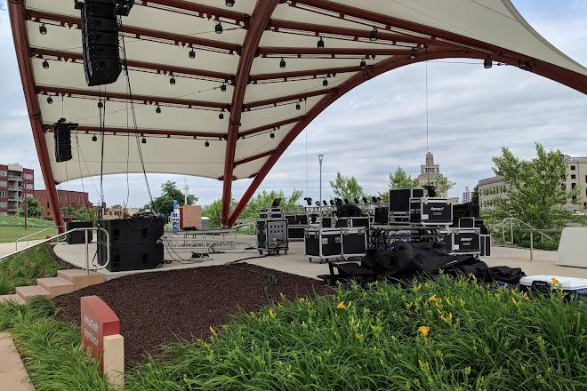 Visit Mcgrath Amphitheatre On Your Trip To Cedar Rapids