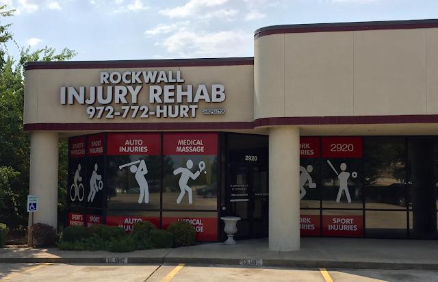 Rockwall Injury Rehab Chiropractic