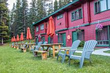 Miette Hot Springs, Jasper National Park, Canada